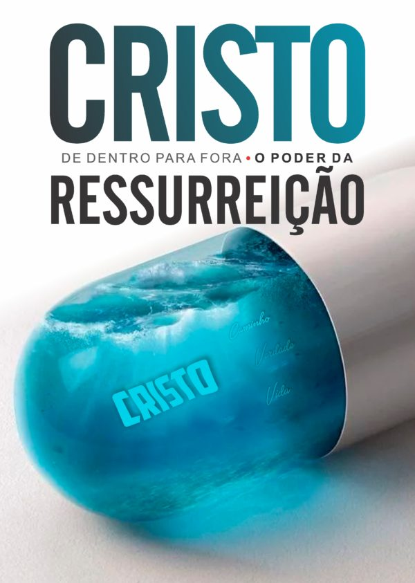 Capa do Livro Cristo de Dentro para Fora: O Poder da Ressurreição
