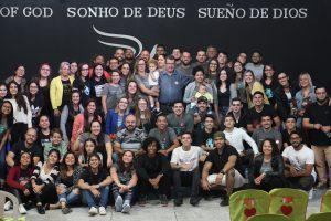 Conferência de Jovens – Tomados pela visão