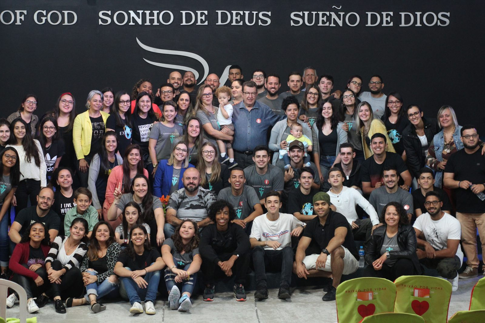 You are currently viewing Conferência de Jovens – Tomados pela visão